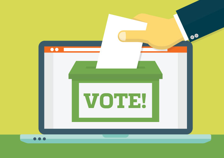Online Voting Sign-up
